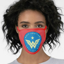 WW84 | Wonder Woman Only You Can Save The Day Face Mask