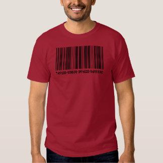 WW 14 Barcode T-Shirt