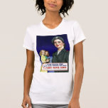 WW II U.S. Nurse Corp T-shirts