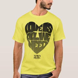 WW LoveIsAllWeNeed T-Shirt