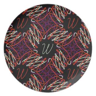 Ww Parade Reds 10-inch Plate