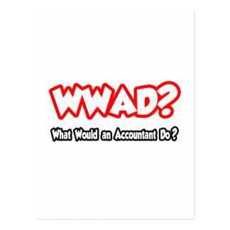¿WWAD… qué un contable haría? Postales
