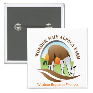 WWAF, Wisdom Begins in Wonder Button