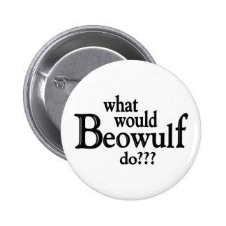 WWBD - Beowulf 2 Inch Round Button