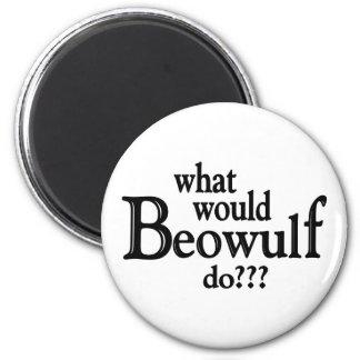 WWBD - Beowulf Magnet
