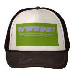WWBDD? Where would bears doo-doo? Trucker Hat