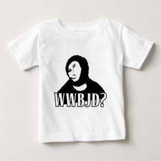 ¿WWBJD? ¿- Qué la bestia Jesús haría? T-shirt