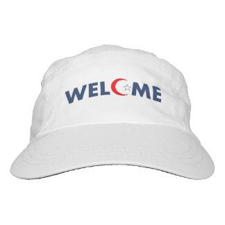 wwelcome headsweats hat
