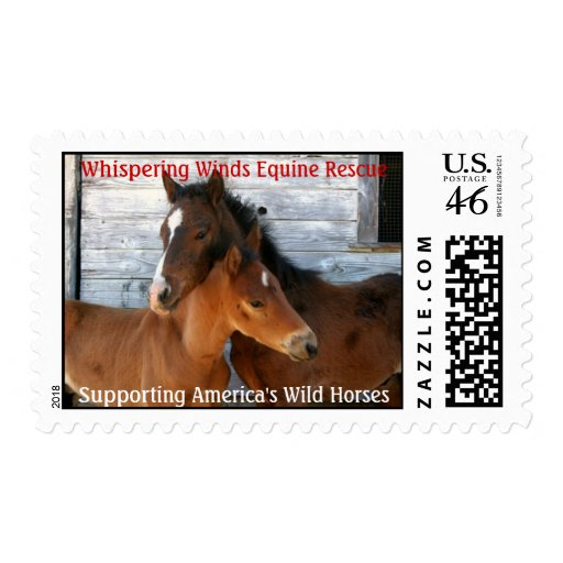 WWER Postage Stamp