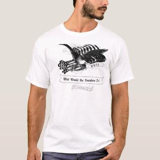 WWFD-copywright-Logo T-Shirt