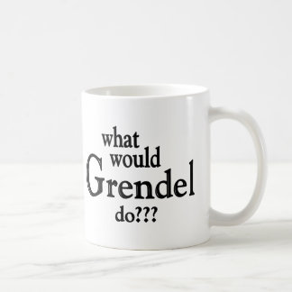 WWGD - Grendel Coffee Mug