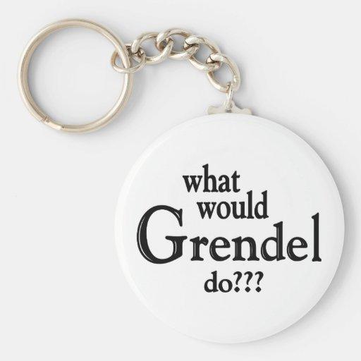 WWGD - Grendel Keychains