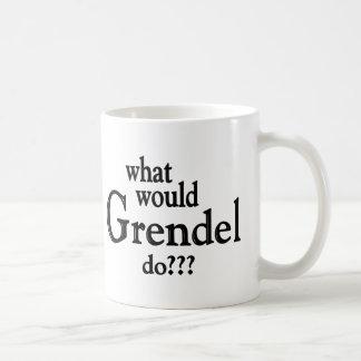 WWGD - Grendel Classic White Coffee Mug