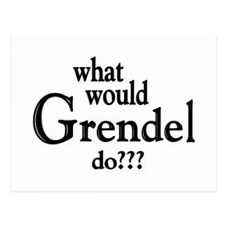 WWGD - Grendel Post Cards