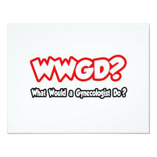 ¿WWGD… qué un ginecólogo haría? Comunicado