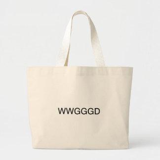 WWGGGD CANVAS BAG