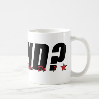 WWHD? (What Would Hera Do) Coffee Mug