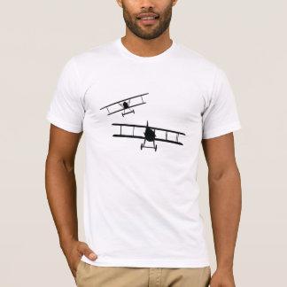 WWI 003 - Fokker DVII versus Spad XIII T-Shirt