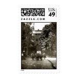 WWI American Soldiers in Ahrweiler Germany Postage Stamp