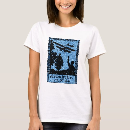 WWI French Air Service Poster T-Shirt