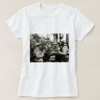 WWI French Machine Gun Crew T-Shirt