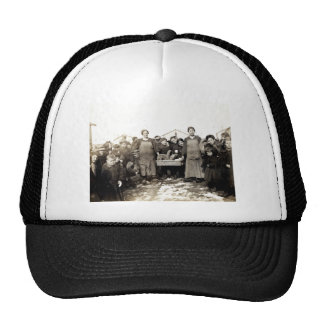 WWI French War Orphans Trucker Hat