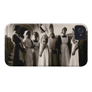 WWI German Nurses iPhone 4 Cover