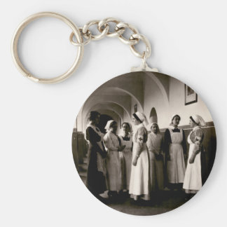 WWI German Nurses Keychain