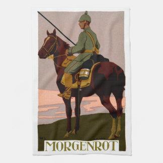 WWI German Uhlan Hand Towels