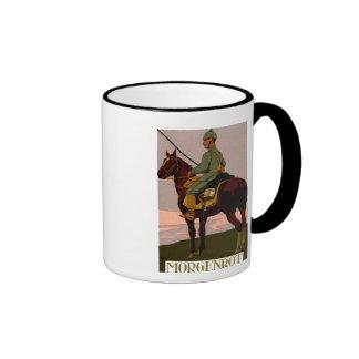 WWI German Uhlan Mug