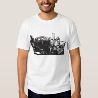 WWI Light Rail Locomotive T-Shirt