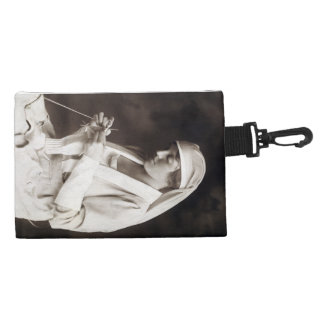 WWI Nurse knitting Sweater Accessories Bag
