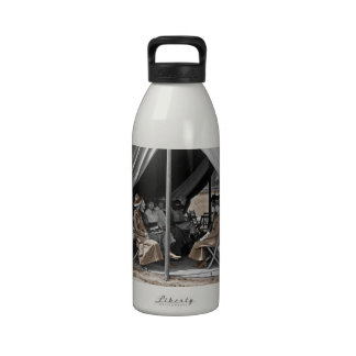 WWI Nurse Trainees Reusable Water Bottles