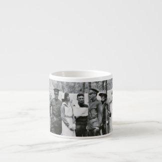 WWI Nurses and Doctors Espresso Cup