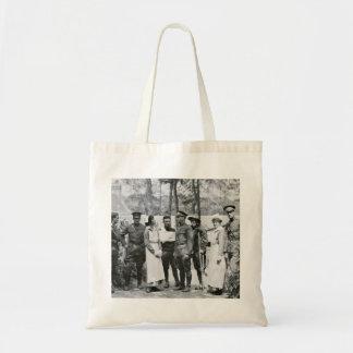 WWI Nurses and Doctors Tote Bag