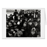 WWI War Orphans Greeting Cards
