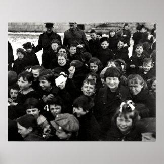 WWI War Orphans Poster