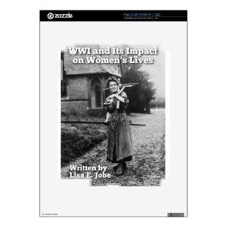 WWI y su impacto el las vidas de las mujeres Skins Para eliPad 2