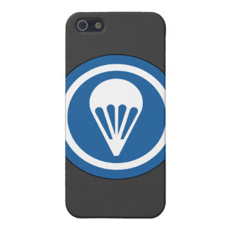 WWII Airborne CAP Patch Cover For iPhone SE/5/5s