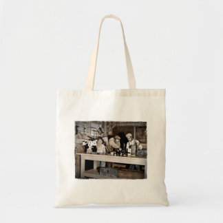 WWII Airmen Armorers Budget Tote Bag