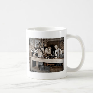 WWII Airmen Armorers Classic White Coffee Mug