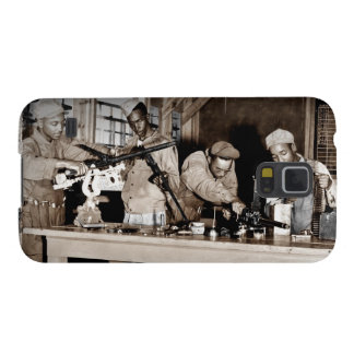 WWII Airmen Armorers Galaxy S5 Case