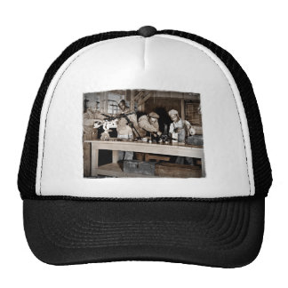 WWII Airmen Armorers Hats