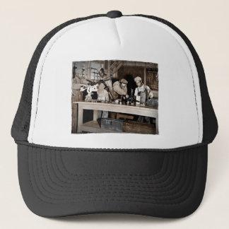 WWII Airmen Armorers Trucker Hat