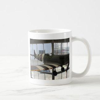 WWII Airplane #2 Coffee Mugs