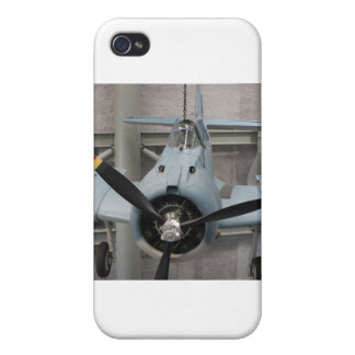 WWII Airplane #3 Covers For iPhone 4
