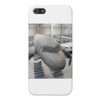 WWII Airplane Case For iPhone SE/5/5s
