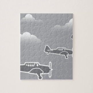 WWII Airplanes Jigsaw Puzzle