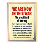 Wwii All The Way Personalized Flyer