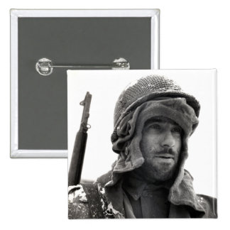 WWII American Infantryman Pin